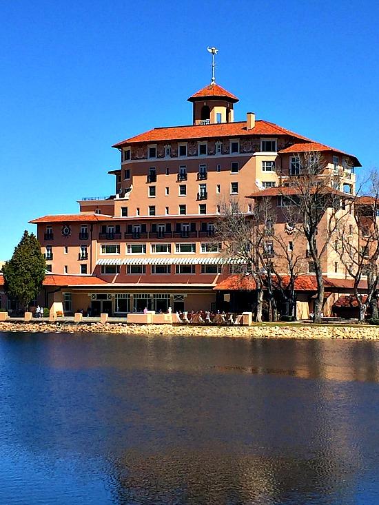 The Broadmoor Hotel Brunch.
