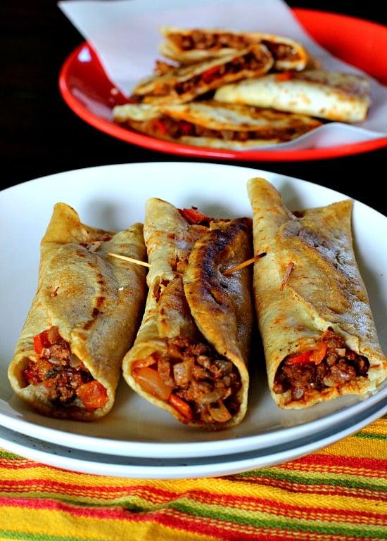Popular Mexican American Food