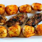 Black Pepper Grilled Chicken Wings Recipe