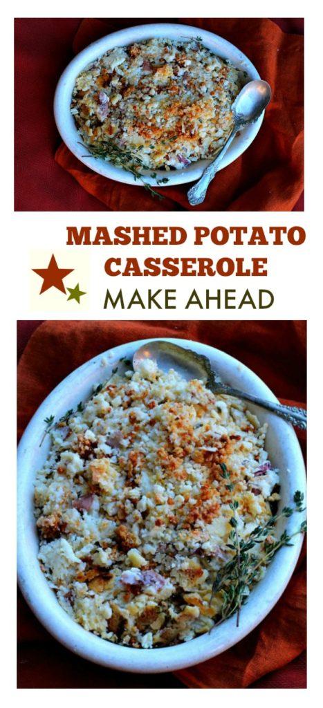make ahead casserole