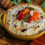 Elways Restaurant appetizer recipe. Elways Artichoke dip.