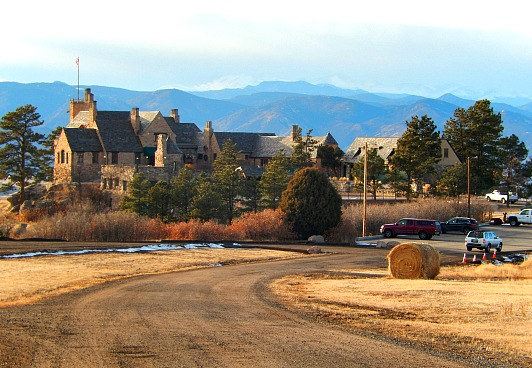 Cherokee Ranch, Colorado. Tweet Kimble's Cherokee Castle