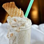 This Brown Sugar Banana Milkshake Is About To Make You Very Popular