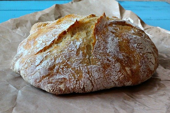 Jim Laheys No Knead Bread Recipe from the New York Times