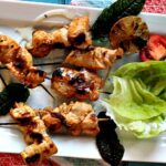 Easy Mexican Grilled Chicken Kabobs Recipe