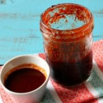 Red Chile Sauce for Tamales