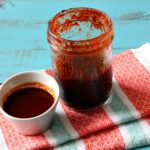 How to make red chile sauce for enchiladas and tamales