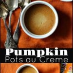 Easy Fall Pumpkin Dessert Recipe. Great for entertaining.
