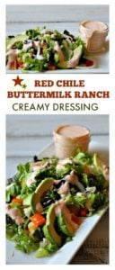 Red Chile Buttermilk Ranch