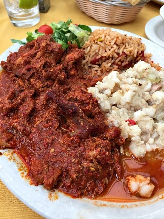 Rancho de Chimayo Carne Adovada