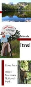 Colorado Travel: Estes Park Rocky Mountain National Park