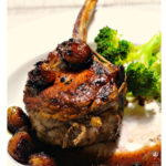 Roasted Veal Chops