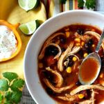 Instant Pot Mexican Chicken Soup Recipe