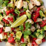 "Refreshing Halibut Ceviche ""Veracruz"""