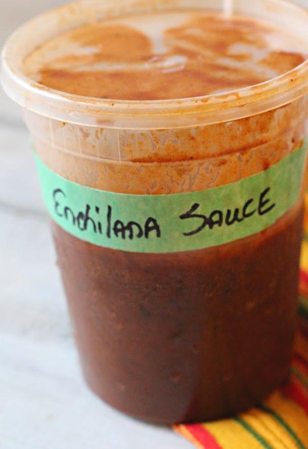 Best Homemade Enchilada Sauce