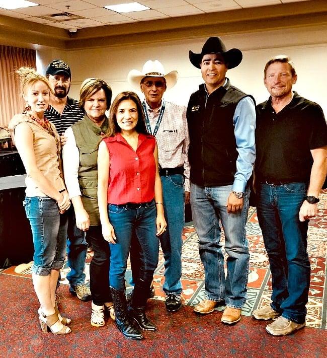 Judges for Pueblo Chile Fest cookoff