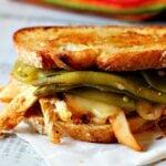 Toasted Pueblo Chile Chicken Sandwich