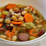 Instant Pot Sausage and Beans