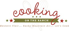 Cooking On The Ranch logo
