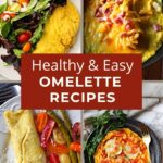 healthy easy omelette recipes