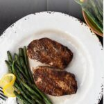 Grilled Butterfly Pork chops