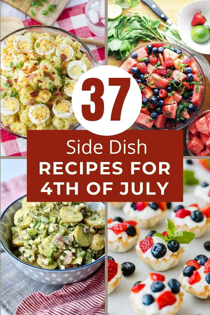 4th of july side dish recipes